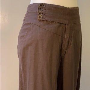 Anthropologie Elevenses Wide Leg Pants 2